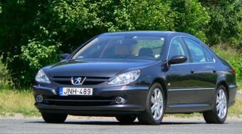 Teszt: Peugeot 607 2.7 V6 HDi Executive - Üdvözöljük a klubban!