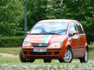 Teszt: Fiat Idea 1.3 MJet Active+ - Jó ötlet