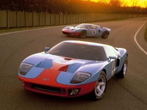 Régi fényében ragyog a Ford GT