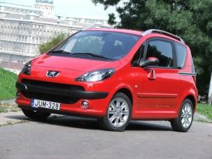 Vezettük: Peugeot 1007