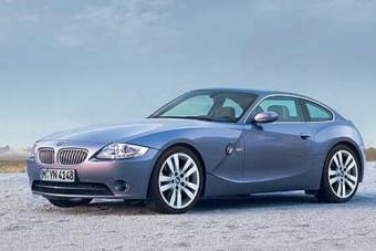360 lóerős kupé a BMW-től