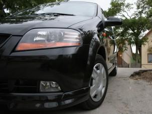 Teszt: Chevrolet Kalos 1,4 Premium Sport - Apró feketeség