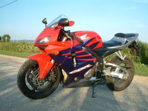 Honda CBR 600 RR / 2005