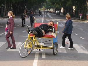 Kipróbáltuk: kerékpárral az autómentes napon