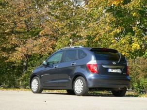 Teszt: Honda FR-V 2.2 i-CTDi Comfort - Na végre!