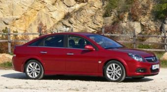 Teszt: Opel Vectra 2.0T