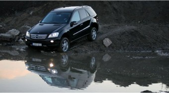 Teszt: Mercedes-Benz ML 500