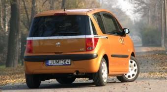 Teszt: Peugeot 1007 1.4 HDi