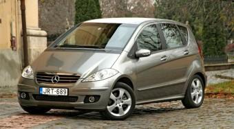 Teszt: Mercedes-Benz A 200 CDI