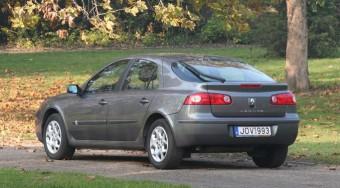 Teszt: Renault Laguna 1.6
