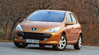 Teszt: Peugeot 307 1.6 HDi