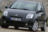 Sosem találod ki, mitől ilyen fürge ez a Citroën C2 2