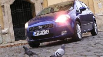 Teszt: Fiat Punto 1.3JTD