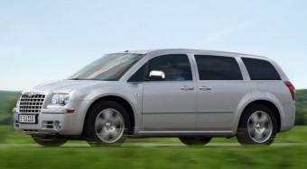 Közös VW-Dodge egyterű