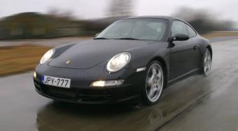 Teszt: Porsche 911 Carrera S