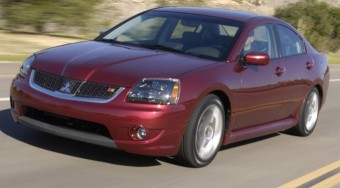 Újabb Mitsubishi EVO