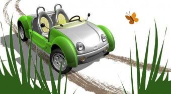 Környezetbarát Trabant utód