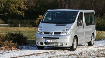 Teszt: Renault Trafic dCi 140
