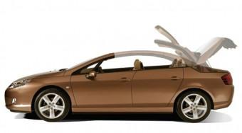Kuriózum: Nyitható tetős limuzin!