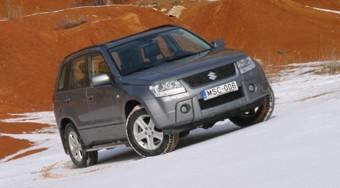 Teszt: Suzuki Grand Vitara