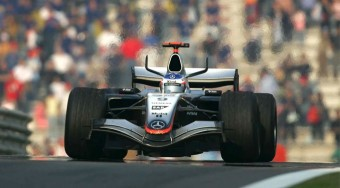 Új szponzorral kezd a McLaren