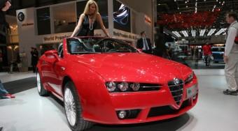 Az Alfa Spider az Év Kabriója