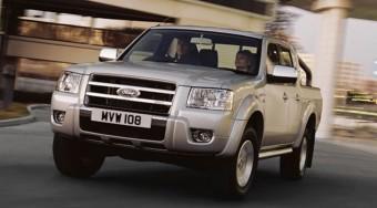 Kívül-belül megújult a Ford Ranger