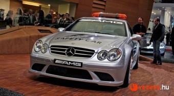Új Mercedes az F1-ben