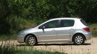 Használt autó: Peugeot 307