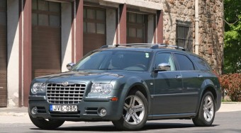 Teszt: Chrysler 300C Touring