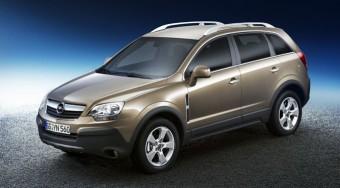 Új Opel Koreából