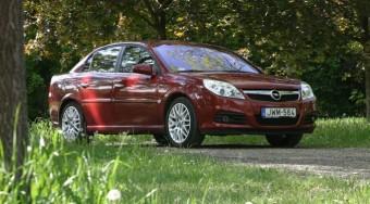 Teszt: Opel Vectra 2.8 V6 Turbo