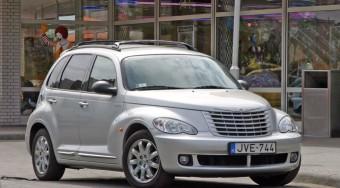 Teszt: Chrysler PT Cruiser