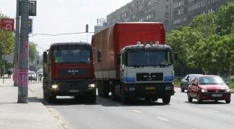 Halál a kamionosokra?