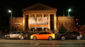 Teszt: Audi RS4, Focus ST, Astra OPC