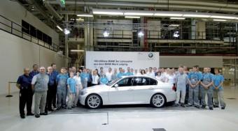 Öt nullánál tart a hármas BMW