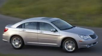Kupétetős új Chrysler Sebring