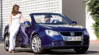Vezettük: VW Eos