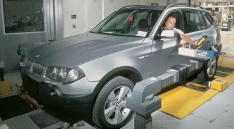 Az új X3-ast ismét a BMW gyártaná