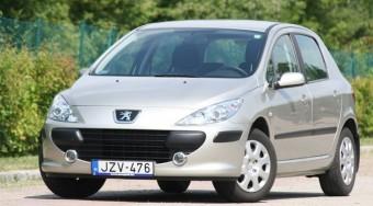 Teszt: Peugeot 307 1.4