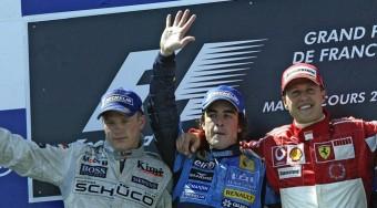 Schumacher marad, Raikkönent viszi a Renault?