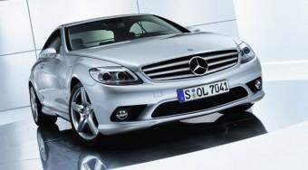 Látványerő a Mercedes CL-hez