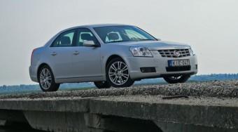 Teszt: Cadillac BLS 2.0 Turbo