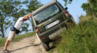 Teszt: Fiat Panda Cross 1.3 jtd