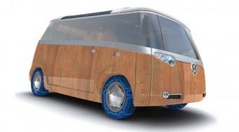 Hippi-busz új ruhában