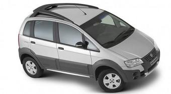 Újabb Fiat indul terepre