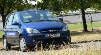 Teszt: Hyundai Getz 1.4 Style