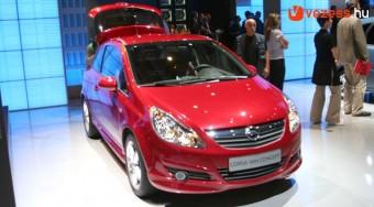Opel Corsa és a sikerek