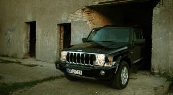 Teszt: Jeep Commander