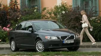 Teszt: Volvo S80 D5 Summum